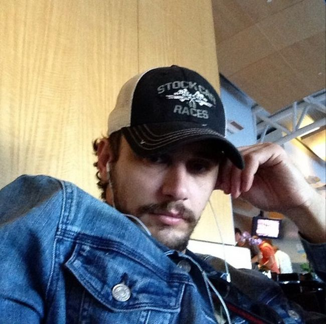 James Franco Takes A Lot Of Selfies