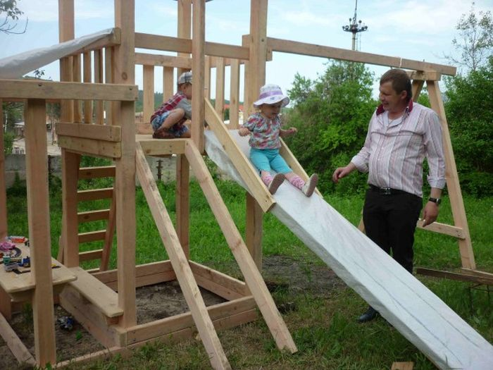 How To Build Your Own Playground