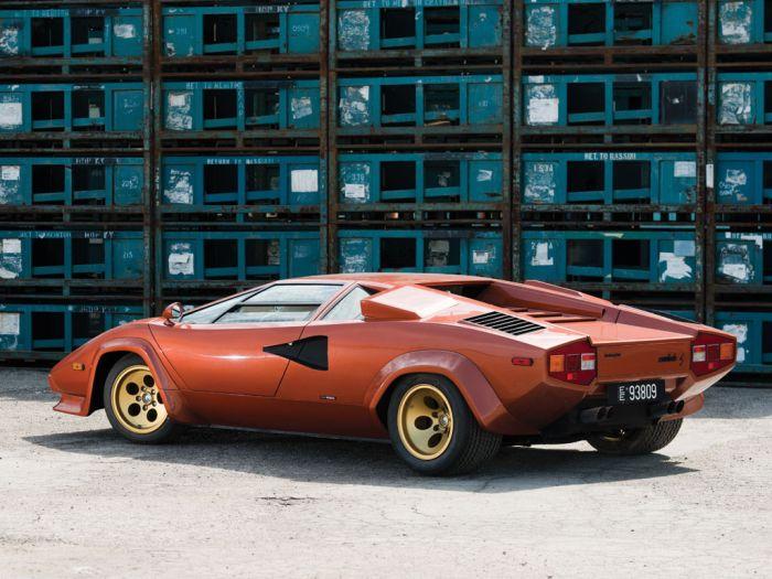 1979 Lamborghini Countach LP400S Is So Epic