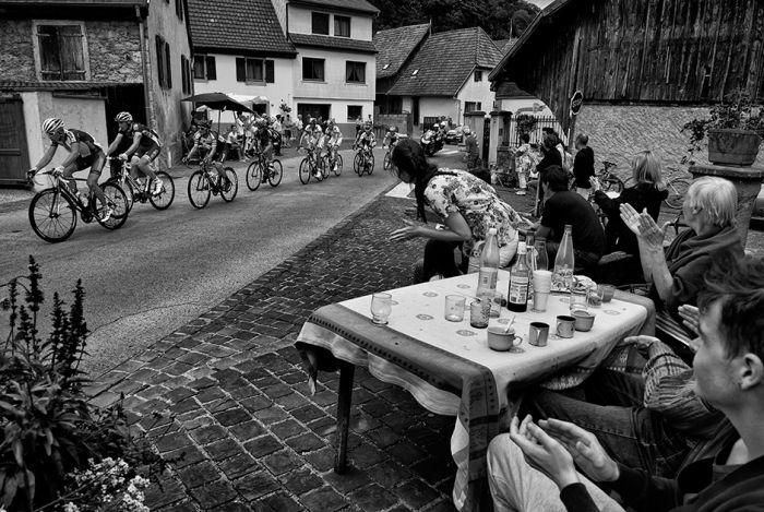 The Tour de France Is Intense