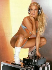 Colleen Shannon, the sexiest DJ in the world