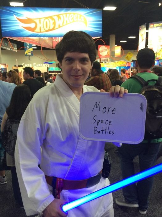 Star Wars Fans On What They Want In Episode VII