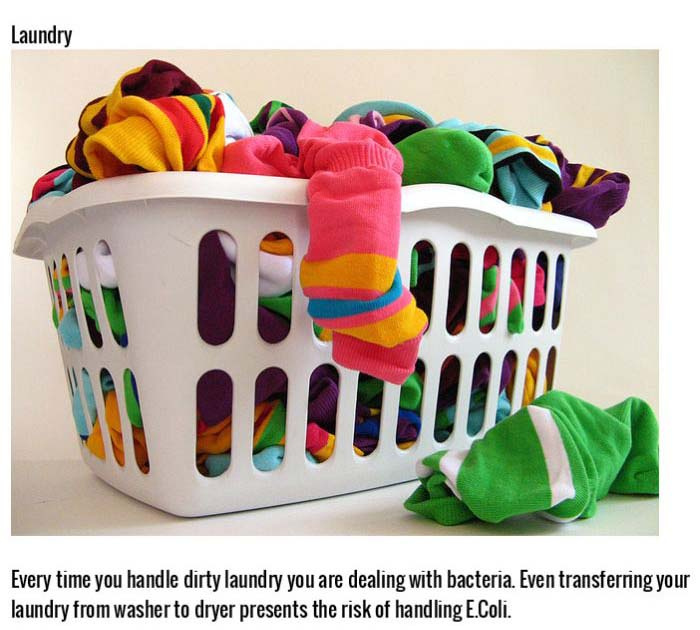 The Dirtiest Things You Touch Every Single Day