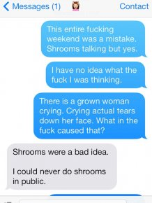 Man On Shrooms Has Crazy Trip At Comic Con