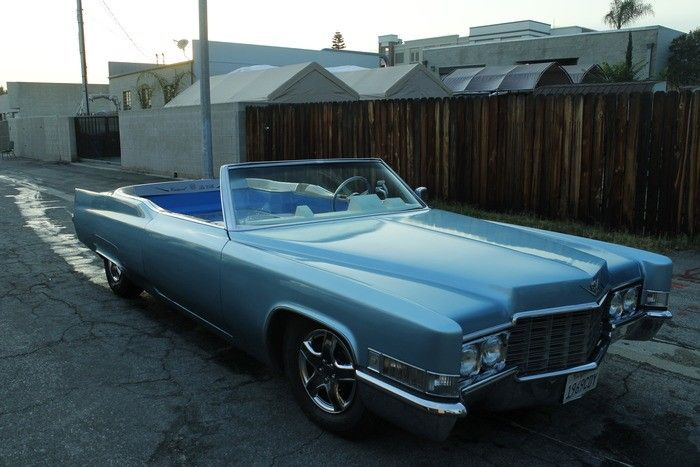 1969 Cadillac Converted Into A Mobile Hot Tub | Vehicles