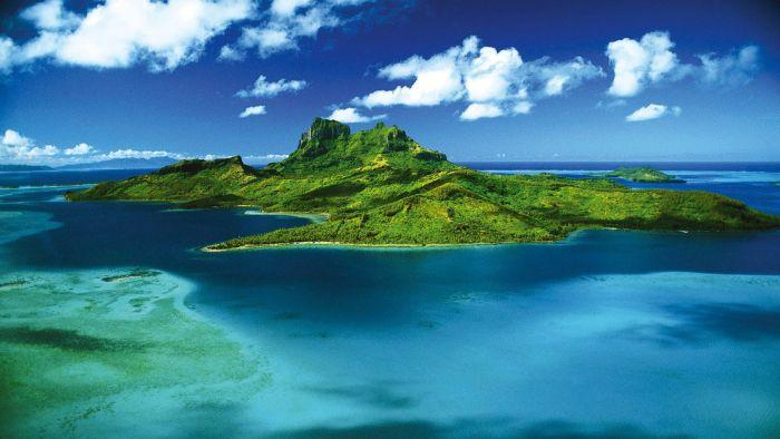 Bora Bora Is A Magical Place