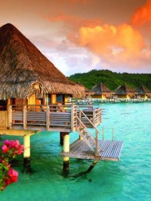 Bora Bora Is A Magical Place