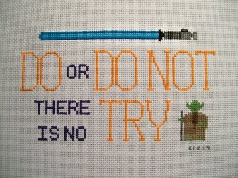Cross Stitch for Nerds