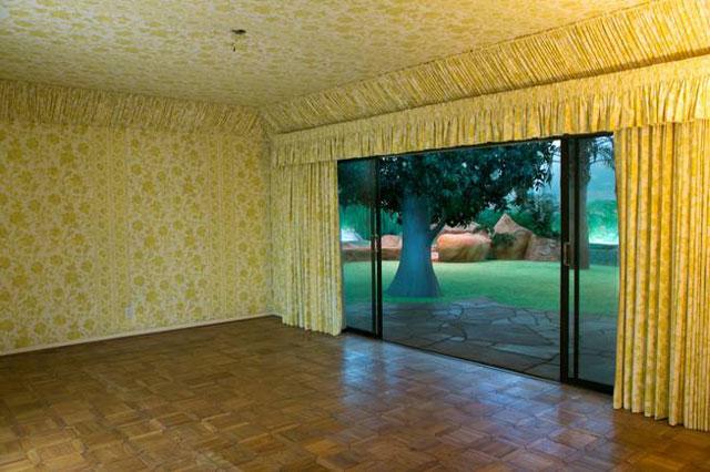 A 1970′s Cold War Ear Home Built 26 Feet Underground