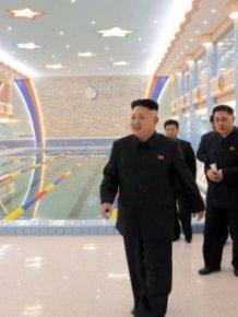 North Korean summer camp