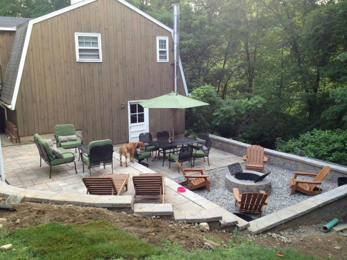 This Backyard Goes From Bland To Best Yard Ever