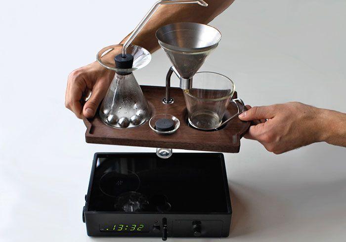 Everyone Needs A Coffee Alarm Clock
