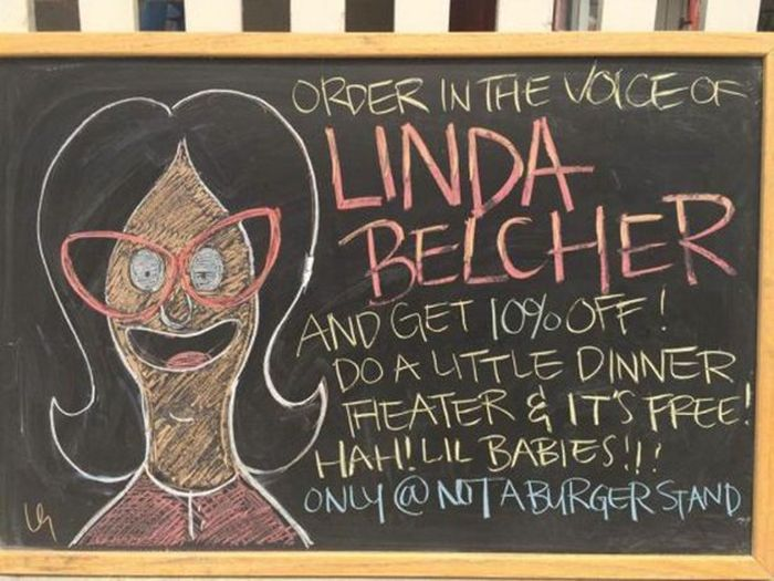 Impersonate Cool Characters And Get Discounted Food