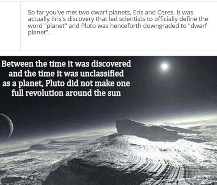 Interesting Facts About Our Solar System