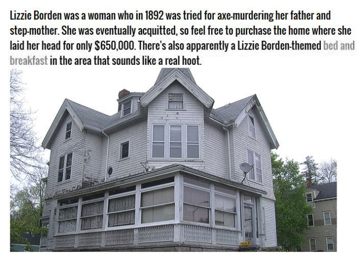 Real Haunted Houses That You Can Buy