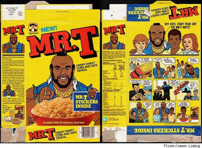 Awesome Cereals From The 80s And 90s