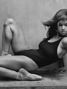 Misty Copeland Makes Ballet Seem Hot