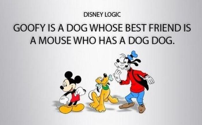 Cartoon Logic At Its Finest
