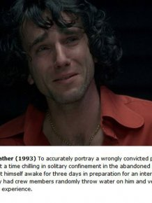 Daniel Day Lewis And His Intense Method Acting