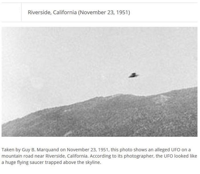 Are These UFO Photos Real?