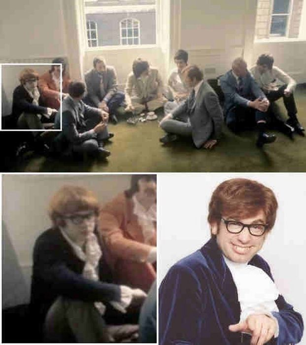 TV And Movie Characters In The Real World
