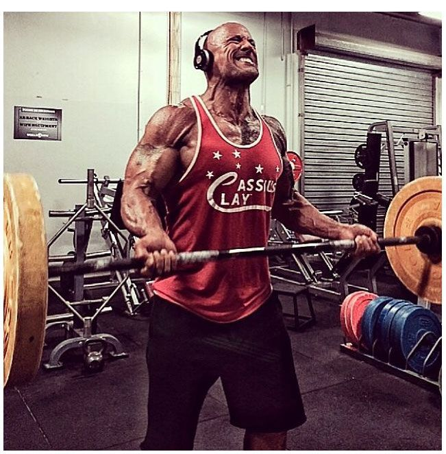How To Get Ripped Like The Rock