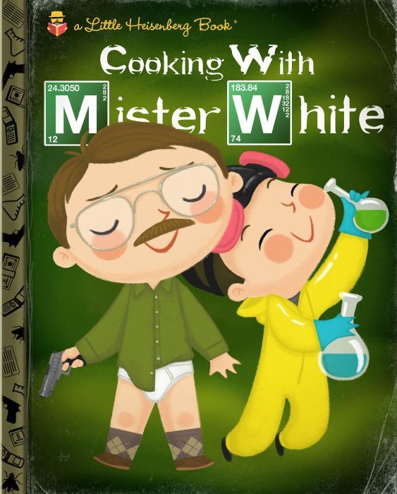 If TV Shows And Movies Were Kids Books