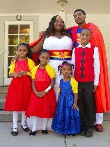 When Superman Marries Wonder Woman