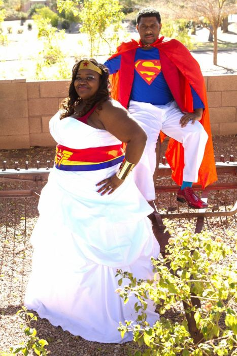 When Superman Marries Wonder Woman