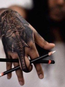 Totally Unique Tattoos
