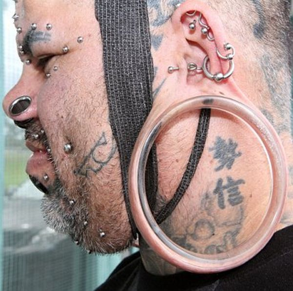 Man With The Biggest Earlobes