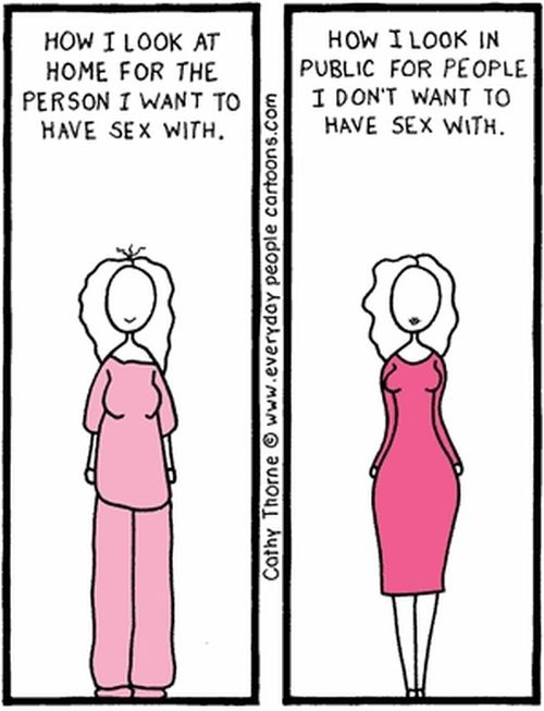 A Day In The Life Of A Woman