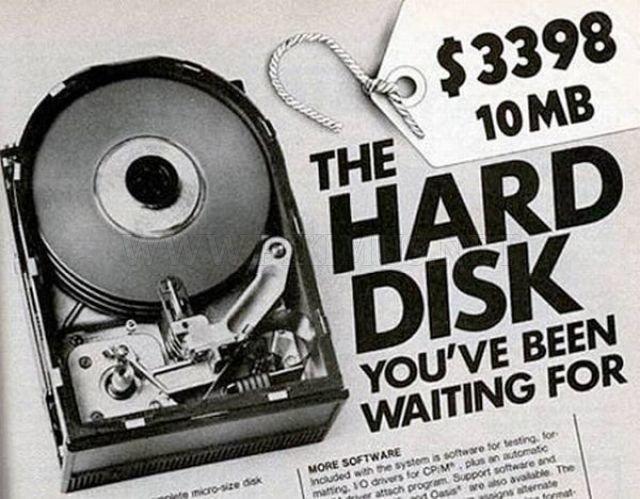 Retro Computer Ads