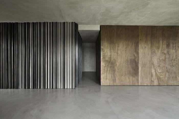 Optical Illusion Staircase