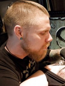 Terrifying Tattoo