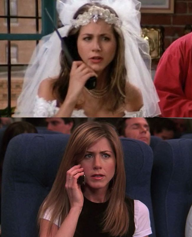 The Cast Of Friends In The First And Last Episode