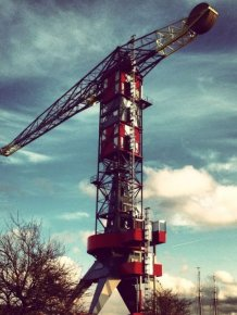 Would You Stay At A Hotel In A Crane?