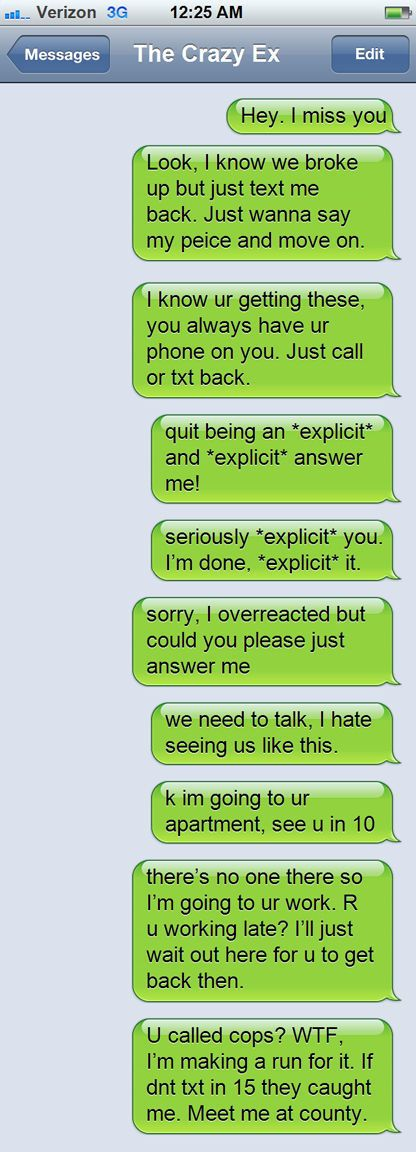 How To Troll You Ex With A Text