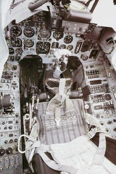 Fighter Jet Cockpits