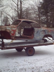 Car Goes From Piece Of Trash To Pure Awesomeness