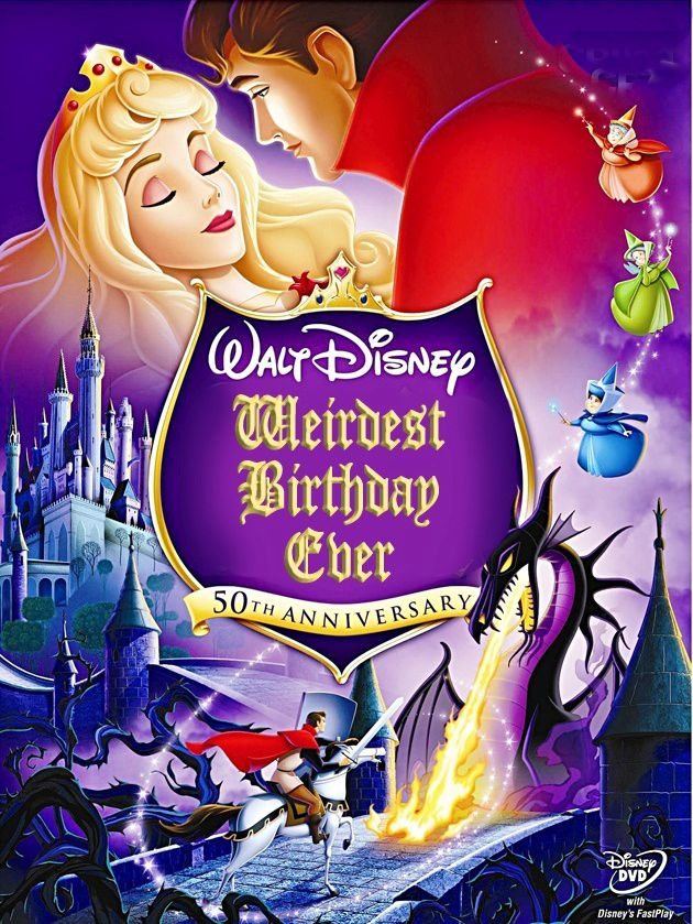 If Disney Movie Posters Were Honest