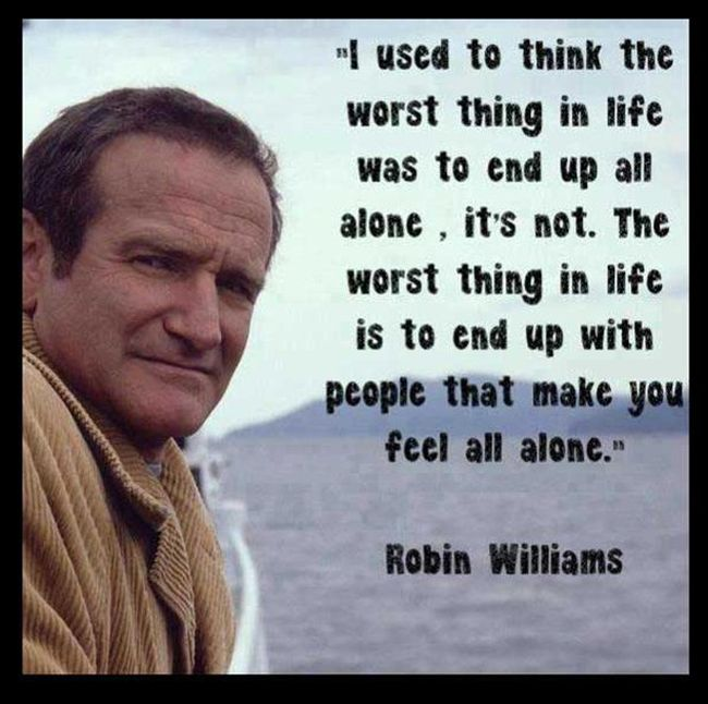 Memorable Moments From The Life Of Robin Williams