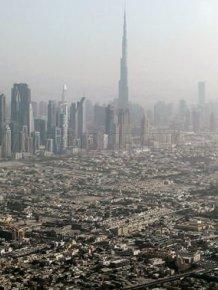 Aerial Shots of Dubai