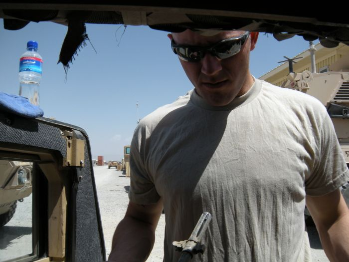 The Life Of Soldiers In Iraq and Afghanistan