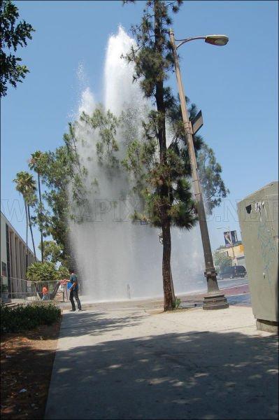 Broken Hydrants