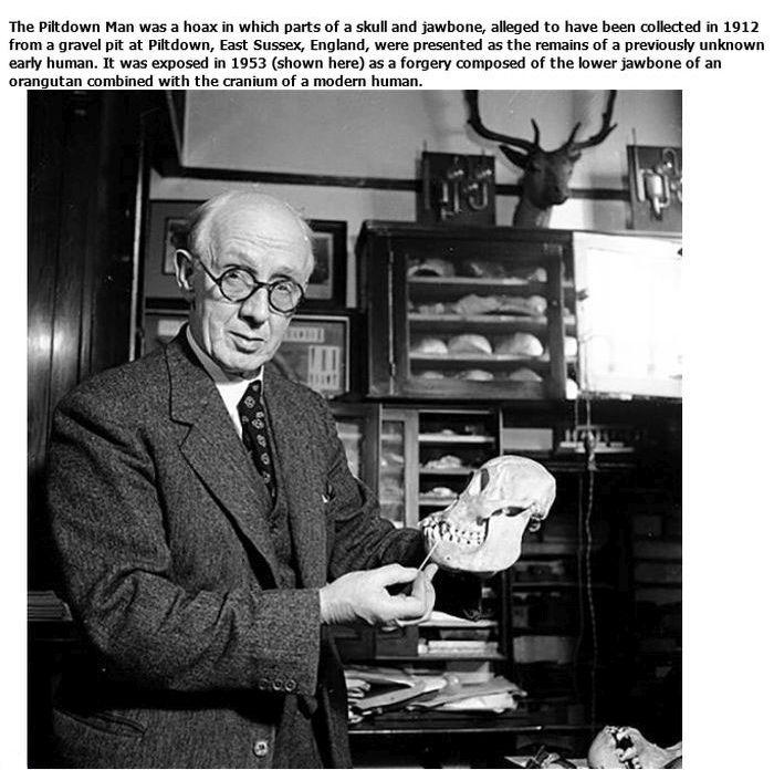 Famous Hoaxes, part 2