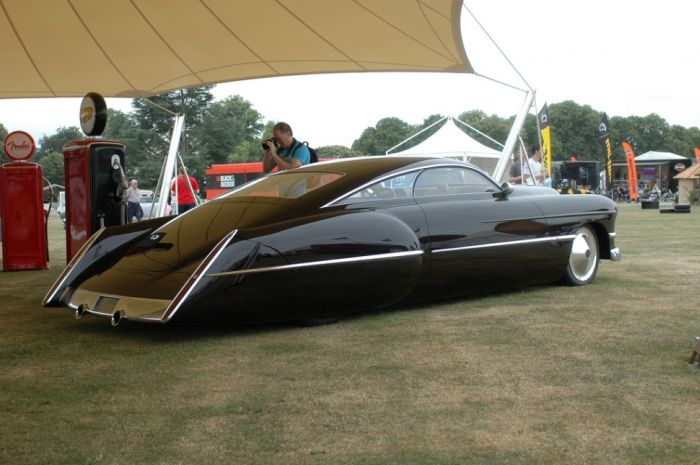 This Cadillac Sedanette Is Known As Cadzilla