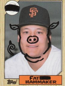 Baseball Card Vandals Is Pure Entertainment