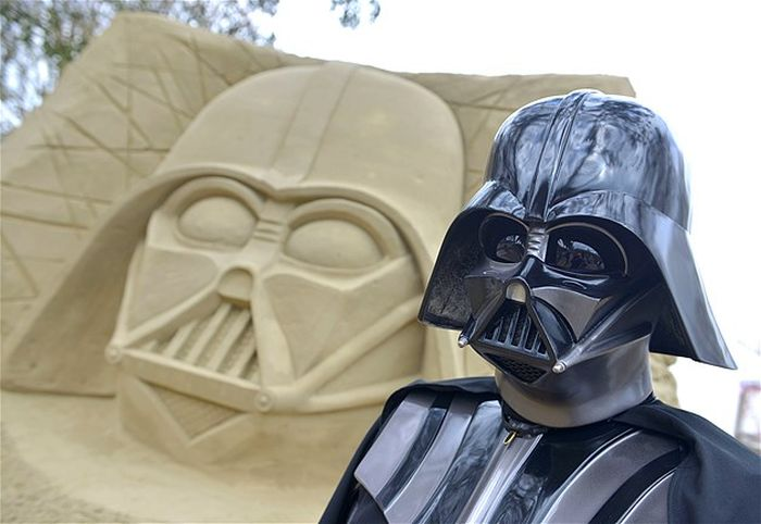 Sand Sculptures That Will Blow Your Mind