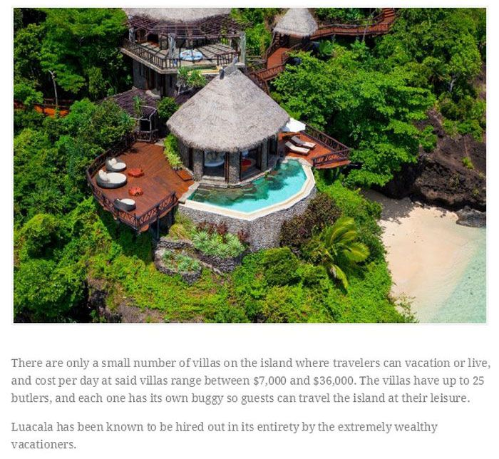 The Top 10 Locations Where Billionaires Hang Out